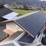 屋根塗装・瓦止め・破風板板金工事