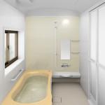 浴室、脱衣場改修工事