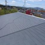 太陽熱温水器撤去・屋根塗装工事