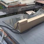 屋根補修、塗装工事