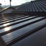 板金屋根塗装工事