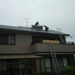 太陽熱温水器・石油ボイラー(ブレンダー内蔵型)取付工事