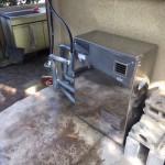 石油ボイラー(ブレンダー内蔵型オート式)取付・屋根修繕工事