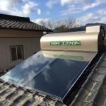 太陽熱温水器・ブレンダー(ソーラー接続ユニット)取付工事