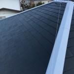 コロニアル屋根塗装工事