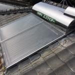 太陽熱温水器取付工事(sw1-202)
