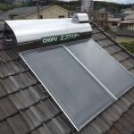 太陽熱温水器取付・太陽熱温水器撤去工事