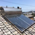 太陽熱温水器撤去工事(2件)