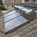太陽熱温水器撤去工事(3件)
