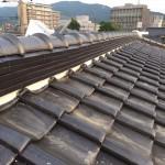 屋根漆喰・ソーラーメンテナンス工事