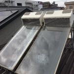太陽熱温水器撤去/ソーラーメンテナンス工事