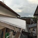 住宅改装工事②(板金、ポリカ貼り替え編)