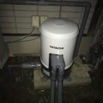 太陽熱温水器・ソーラー接続ユニット・井戸ポンプ取付工事