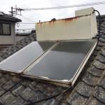 太陽熱温水器撤去工事(4件)