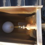 太陽熱温水器メンテナンス工事