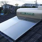 太陽熱温水器取付・SRリモコン取付工事