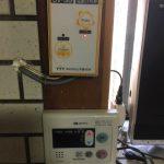 太陽熱温水器撤去とガス給湯器取付及び台所の蛇口交換工事
