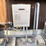 太陽熱温水器撤去及びボイラー切換え工事