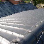 屋根改修・和室天井工事