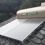 太陽熱温水器 機種交換