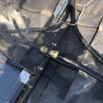 太陽熱温水器メンテナンス